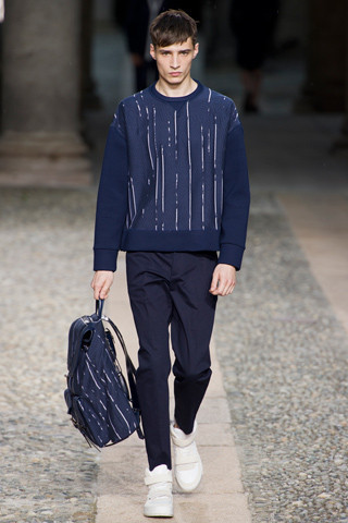 Неделя мужской моды в Милане: День 1. Изображение № 45.