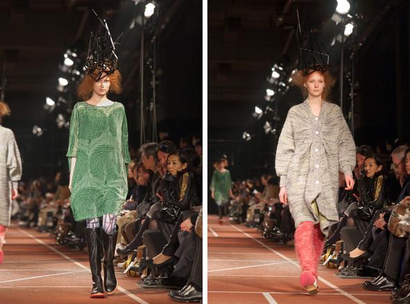 Japan Fashion Week AW 2010 - 2011. Изображение № 23.