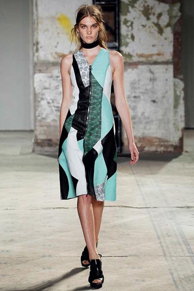 Дневник модели: Эксклюзив для Proenza Schouler на Нью-Йоркской неделе моды. Изображение № 39.