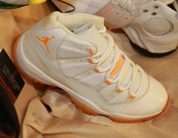 Air Jordan XI Samples & PEs @ K-PALS 2012. Изображение № 10.