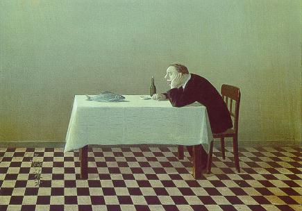 Немецкий художник-иллюстратор Michael Sowa. Изображение № 11.