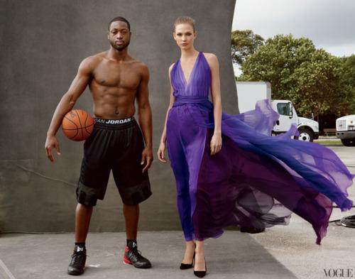 Быстрее, выше, сильнее: Модные съемки, вдохновленные спортом. Изображение №84.