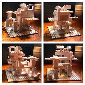 Архитекторы тестируют новый конструктор LEGO Architecture Studio. Изображение № 17.