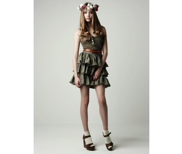 Кое-что новое: H&M, Calzedonia, Rodarte, Zara. Изображение № 84.