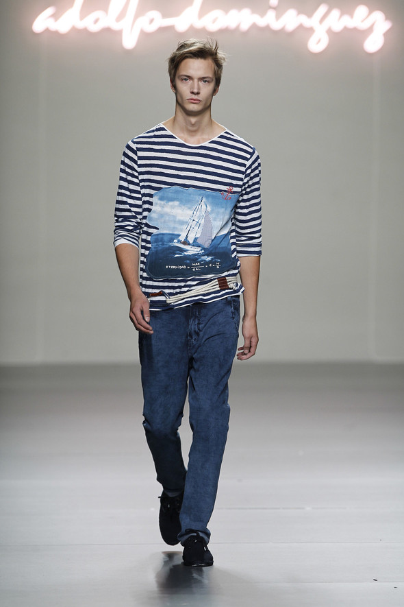 Madrid Fashion Week SS 2012: Adolfo Dominguez. Изображение № 12.