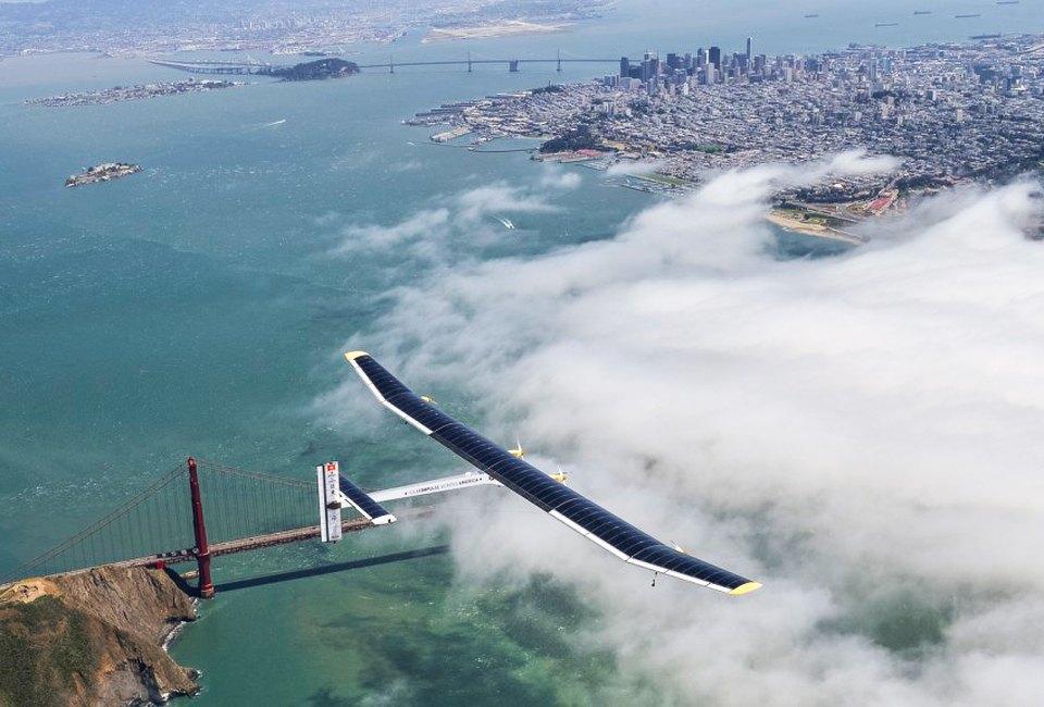 Первый самолёт  на солнечной энергии,  который долетит  на край света. Изображение № 23.