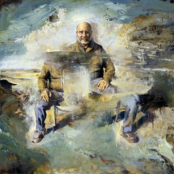 Картины маслом отКента Уильямса (Kent Williams). Изображение № 24.