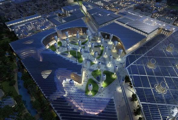 Кто и как строит город будущего. Изображение № 5.