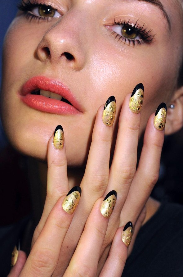 Fashion week: The nails for spring 2012. Изображение № 9.