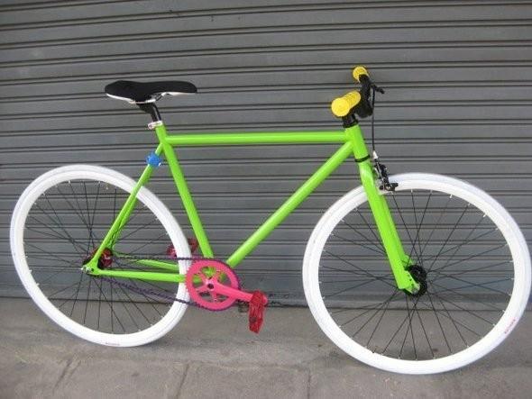 Изображение 24. Create заново создали велосипед.. Изображение № 6.