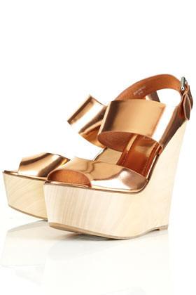 Мечты шузоголика: Обувь на платформе. Изображение № 5.