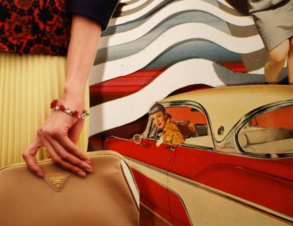 Лукбук: Prada Real Fantasies SS 2012. Изображение № 3.