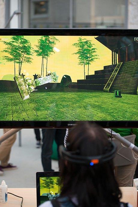 Экспериментальный день видеоигровой выставки Strelkraft. Изображение № 23.