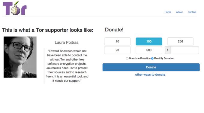 Начался сбор денег на поддержку работы Tor. Изображение № 1.