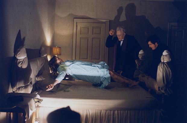 «Экзорцист», 1973 (реж. Уильям Фридкин). Изображение № 3.