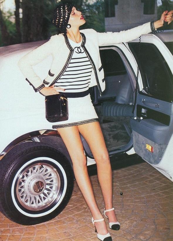 """Diary ofa Spa"". Vogue'94. Изображение № 4."