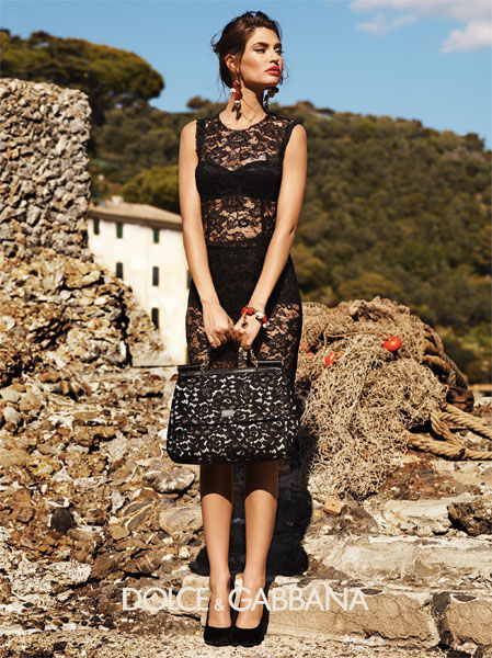 Кампания: Dolce & Gabbana SS 2012. Изображение № 1.