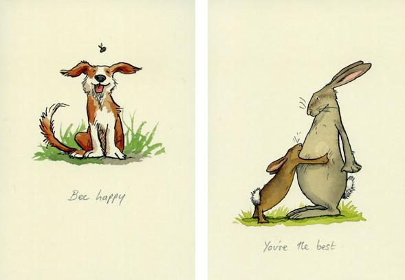 Замечательные открытки Аниты Джерам и Роба Райана. Изображение № 2.