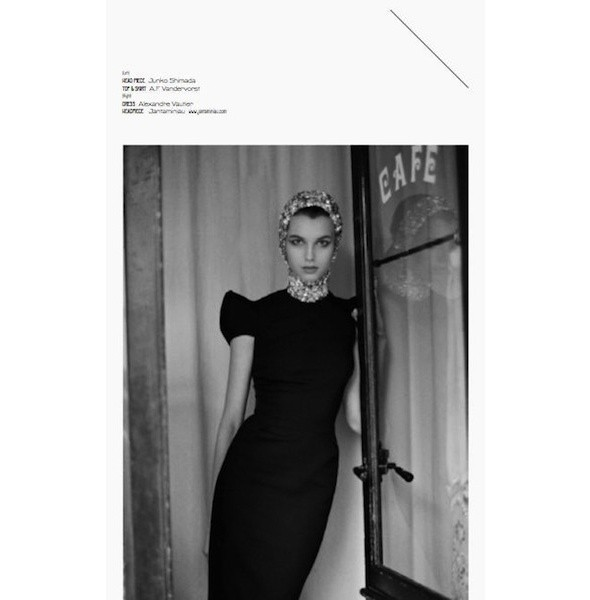 5 новых съемок: Interview, Russh, Vogue и Volt. Изображение № 42.