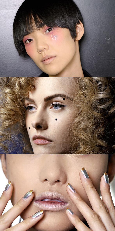 Всетенденции красоты налето 2009. Изображение № 25.