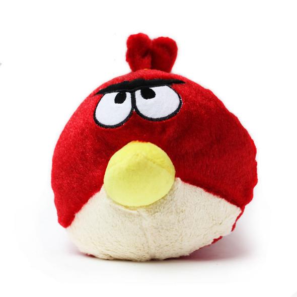 Красная из Angry Birds - самая простая птица в игре, появляется в самом начале. А её усиленный вариант - большая красная птица, сбивает практически все на своем пути.. Изображение № 6.