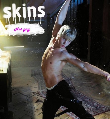 Addicted to Skins. Изображение № 14.