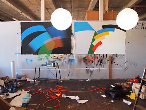 Абстрактное граффити: Стрит-художники об улицах, публике, опасности и свободе. Изображение № 8.