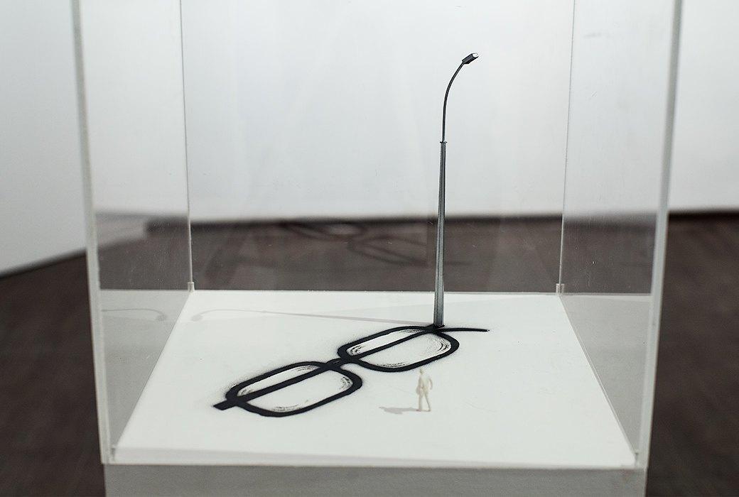 Как стрит-арт попадает в музей: Ретроспектива Паши 183. Изображение № 12.