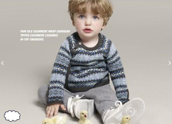 Стелла Маккартни выпускает собственную линию детской одежды. Изображение № 2.