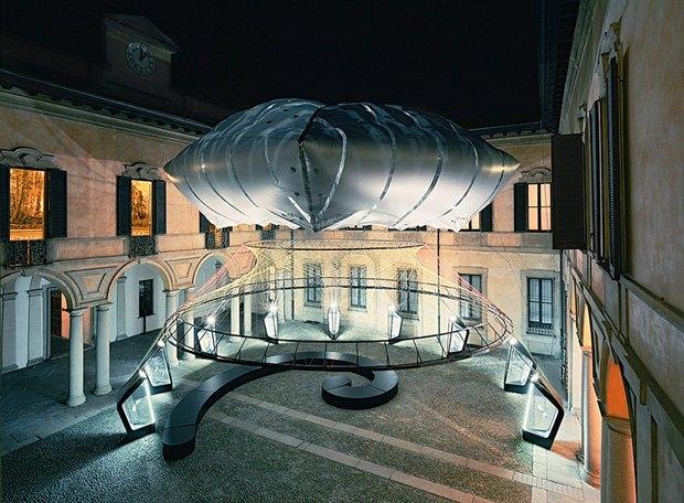 Nike создал инсталляцию для недели дизайна в Милане. Изображение № 2.