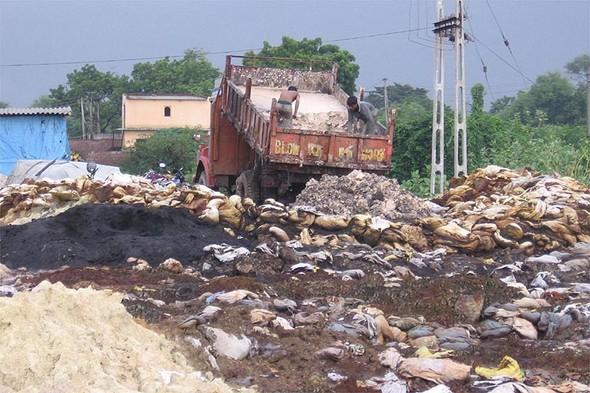 О грустном. Самые загрязненные места мира. Изображение № 6.