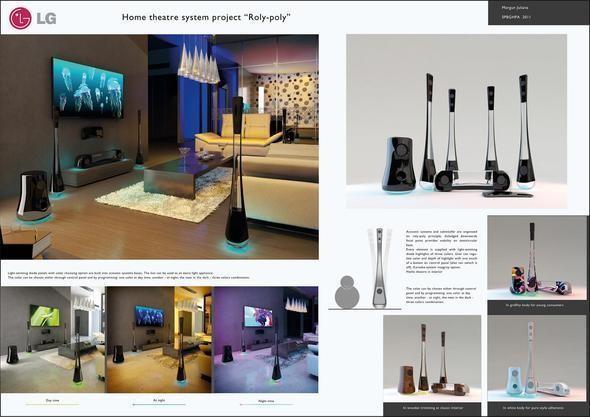 Изображение 2. Русские дизайнеры придумывают новые домашние кинотеатры.. Изображение № 2.