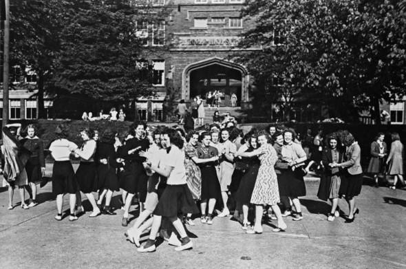 Фотография 1950-ых годов. Изображение № 5.