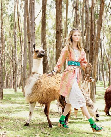 Spring MixTeen Vogue. Изображение № 6.