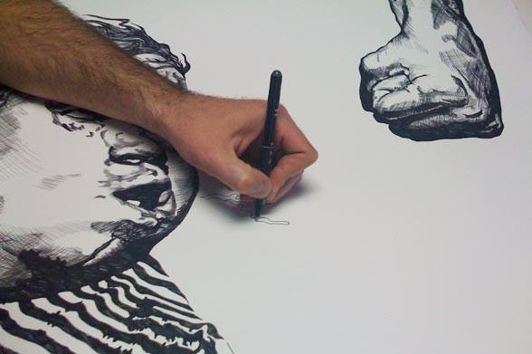 Gabriel Moreno. Глазами и руками. Изображение № 26.