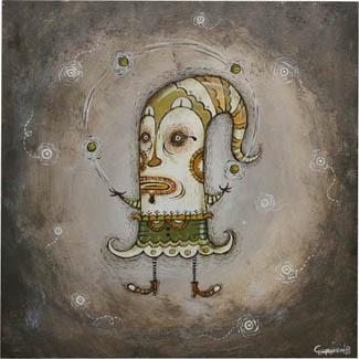 Иллюстратор Alberto Cerriteo. Изображение № 6.
