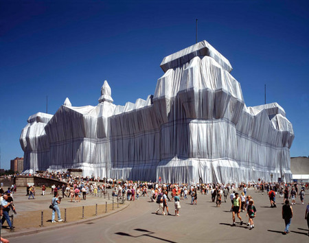 Christo and Jeanne Claude. Изображение № 26.