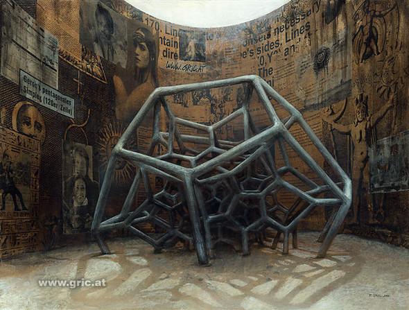 Фантастический реализм Питера Грича. Изображение № 5.