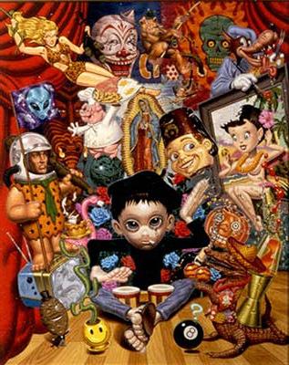 Эйсид-поп сюрреализм Тодда Шорра. Изображение № 13.