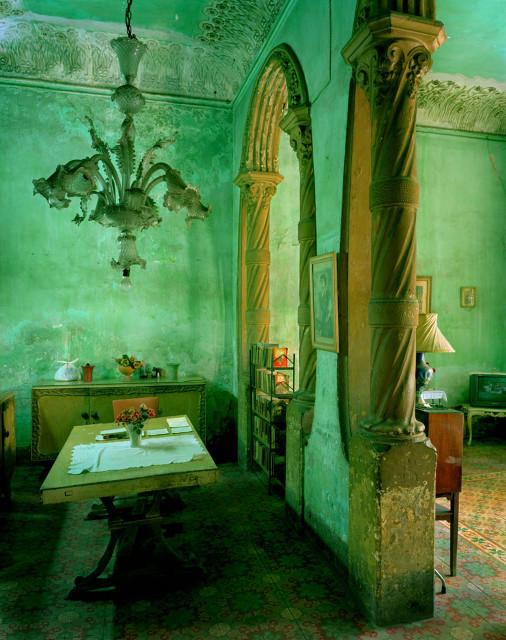 Изображение 4. Фасады Гаваны от Michael Eastman.. Изображение № 4.