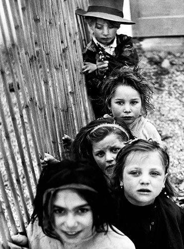 Mario Giacomelli – эстет мрака. Изображение № 39.