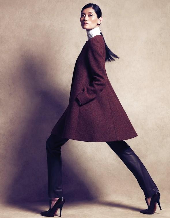Съёмка: Сунь Фэй Фэй и Мин Си в Celine для Vogue. Изображение № 8.