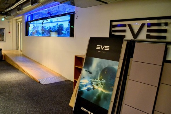 Студия CCP в Рейкьявике, где делают онлайн-игру EVE. Изображение № 8.