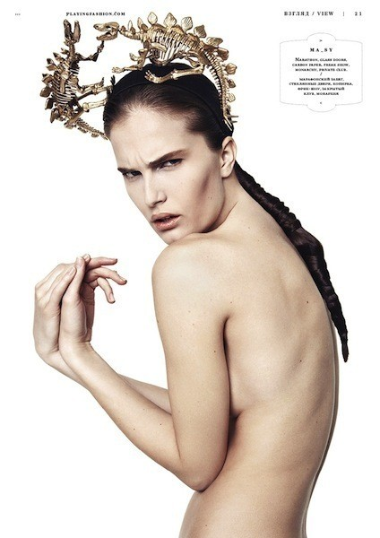 Изображение 15. Съемки: AnOther, L'Officiel, Vogue и другие.. Изображение № 38.