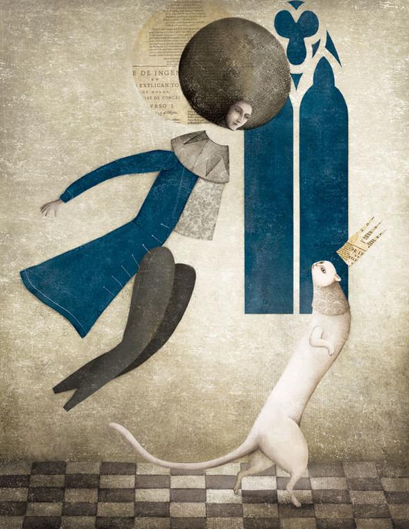 Luis Gabriel Pacheco - художник-иллюстратор. Изображение № 22.