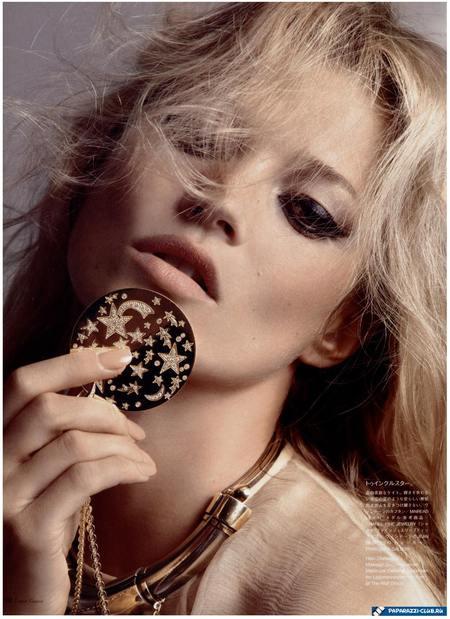 Love Blooms. Kate Moss. Изображение № 7.