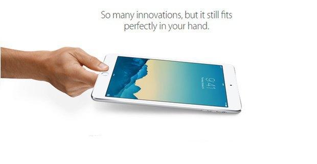 Apple представила новые iPad и iMac. Изображение № 12.