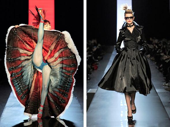 Изображение 4. Коллекции в цитатах: Haute Couture SS 2011.. Изображение № 8.