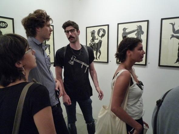Parra вPool Gallery (Берлин). Изображение № 45.