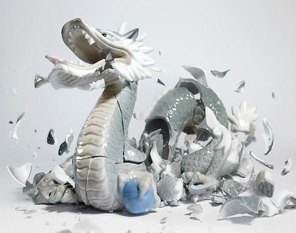 Когда разбитый фарфор становится искусством. Изображение № 13.